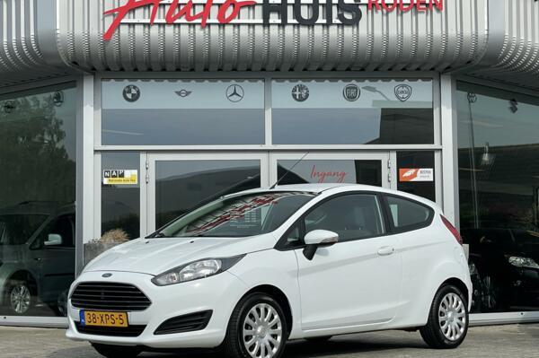 Ford Fiesta 1.25 Titanium  Cruise  Airco  CV *Origineel NL*