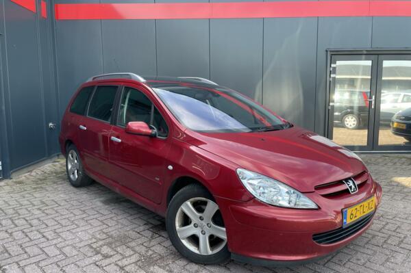 Peugeot 307 SW 2.0 HDiF Pack | APK | Inruil koopje |
