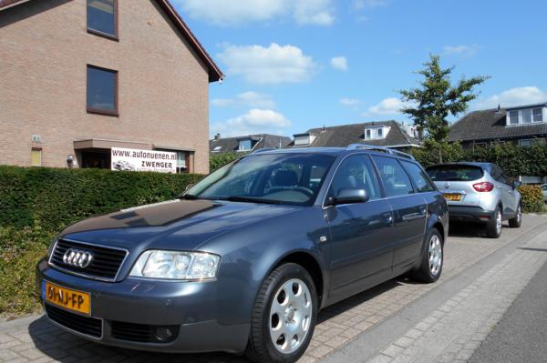 Audi A6 Avant 2.4 V6 XENON|YOUNGTIMER|CRUISE-CONTROL|UNIEKE-STAAT