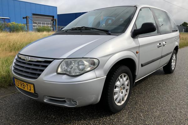 Chrysler Voyager 2.4i SE Luxe 7-Pers Airco/Cruise