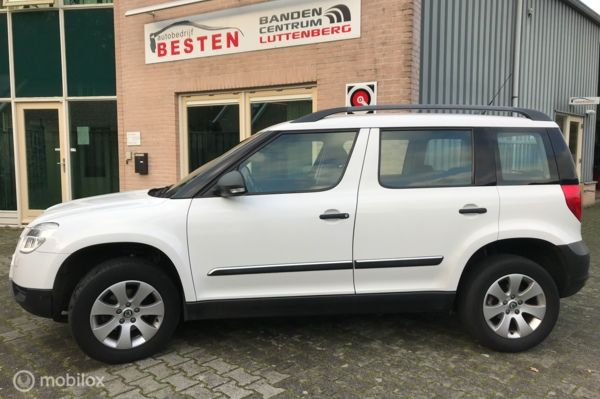 Skoda Yeti 1.2 TSI Active-Plus