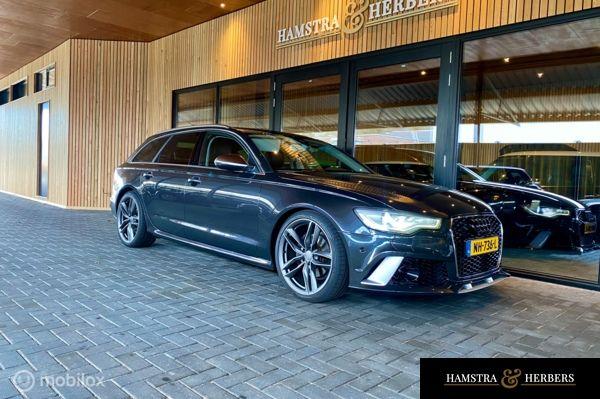 Audi A6 Avant 2.0 TFSI Pro Line S RS6 uitgevoerd, 260PK!!
