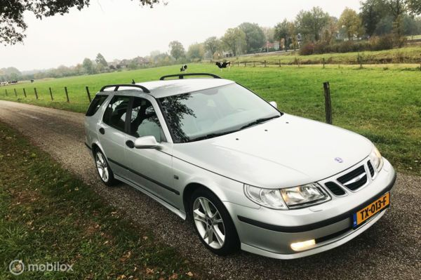 Saab 9-5 2.3t Vector Youngtimer BTW