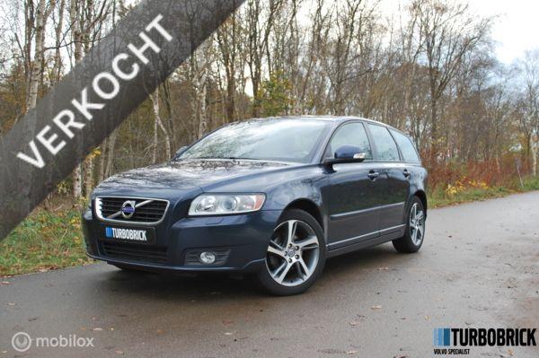 Volvo V50 D2 Limited Edition | Full option | Dealeronderhouden