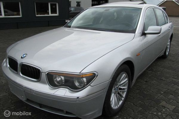 BMW 7 745Li Executive YOUNGTIMER 88244 KM mooi en goed !!!!