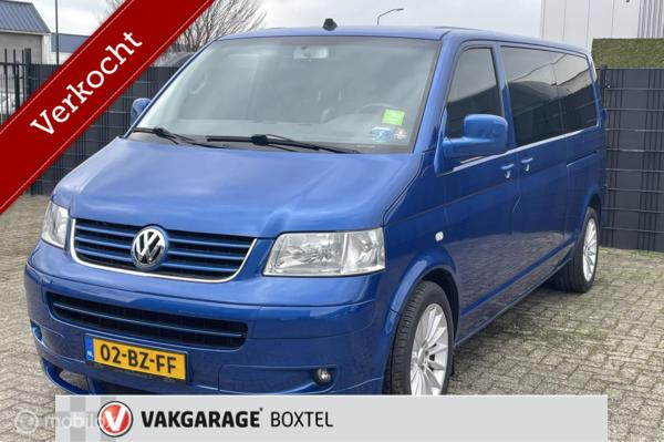 Volkswagen Transporter 2.5 TDI 340 DC AUT. Airco  Youngtimer