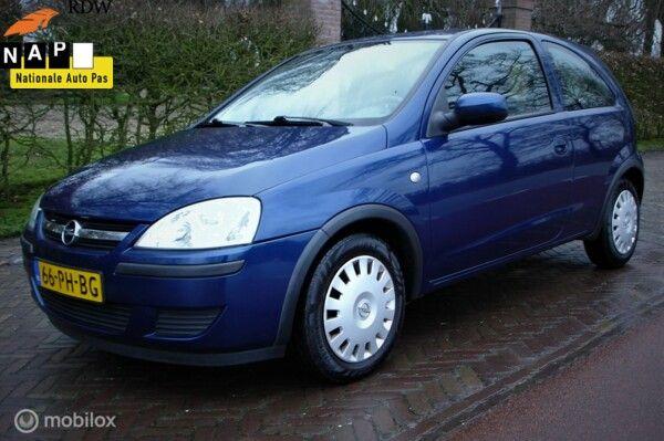 Opel Corsa 1.2-16V Enjoy (Bj 2004') Airco / 121.784 KM NAP!