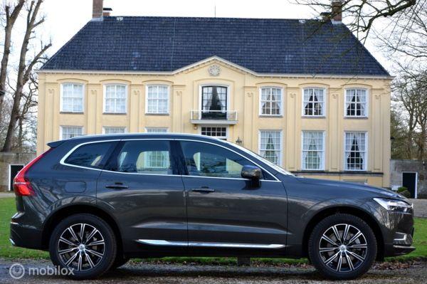 Volvo XC60 B5 Inscription Panoramadak Leer Pine Grey