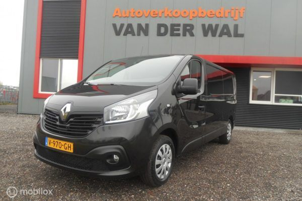Renault Trafic - 1.6 dCi T29 L2H1 AIRCO/CRUISECONTROL/NAVIGATIE
