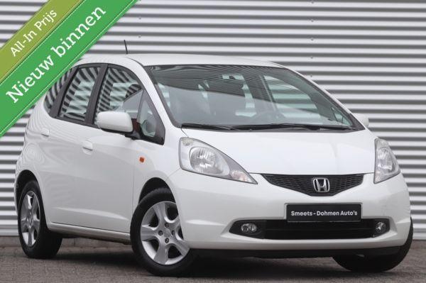 Honda Jazz 1.2 Style Mode 1e Eig.! | Airco | ESP | ALL IN Prijs!