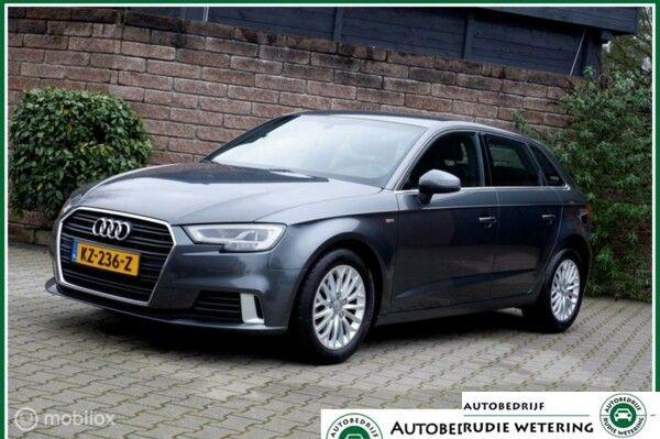 Audi A3 Sportback - 1.0 TFSI 116PK Sport S-Line led/nav/tel/ecc/lmv16