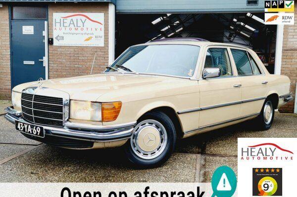 Mercedes-Benz S-klasse 280 SE|1973|204dkm|LPG|Dak|WGBL vrij