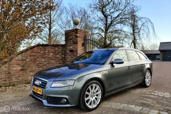 Audi A4 Avant 1.8 TFSI S-edition NL auto