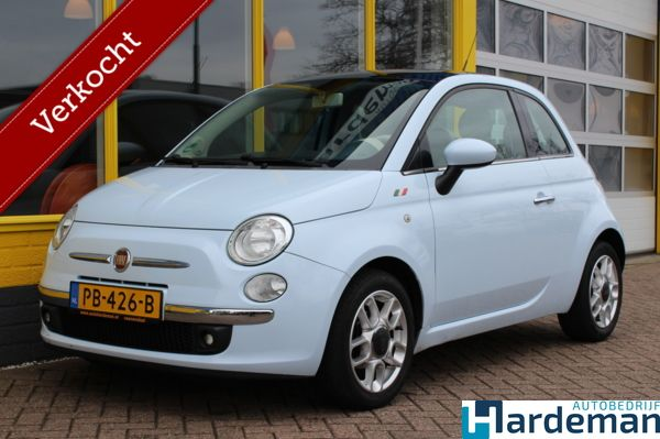 Fiat 500 1.2 Sport Clima Panorama