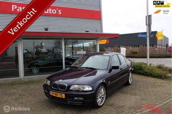 BMW 3-serie - 330xi Executive dealer oh nap een youngtimer