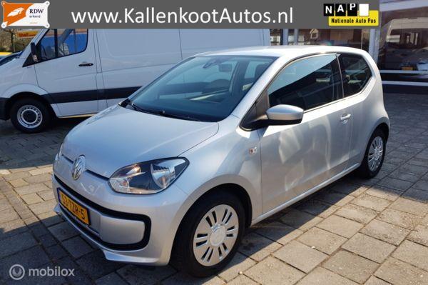 Volkswagen Up! 1.0 Move Up!, Airco, 100% Dealer onderhouden!