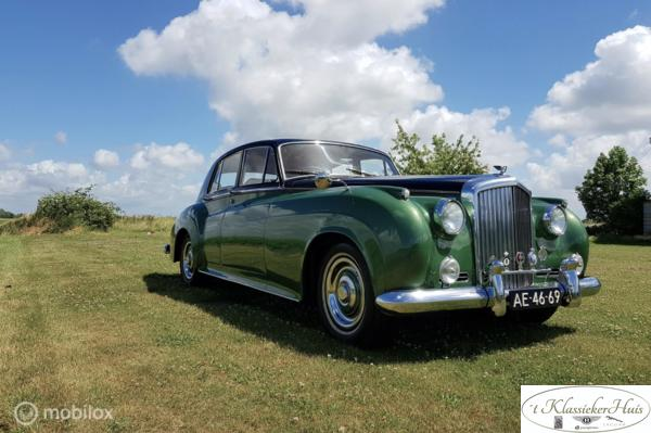 Bentley S2 6.2 V8 aut.