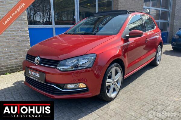 Volkswagen Polo 1.2 TSI Highline 5Drs Panoramadak Climate Control Pdc Lmv