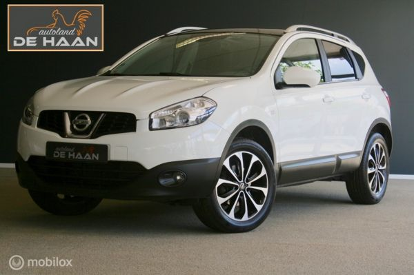Nissan Qashqai 2.0 Connect Edition PANO NAVI CAMERA 18