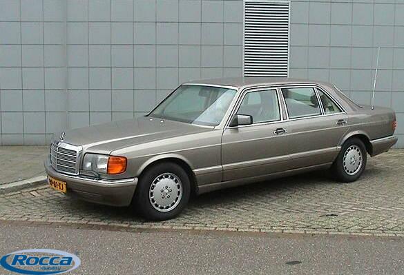Mercedes S-klasse 560 SEL