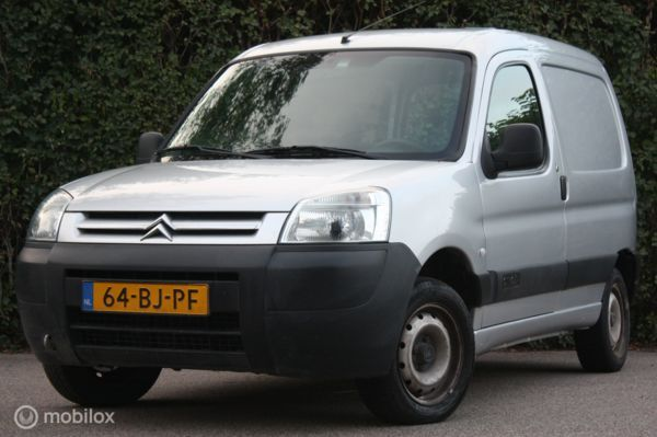 Facelift Citroen Berlingo 1.9D airco/trekhaak en apk 05/2021