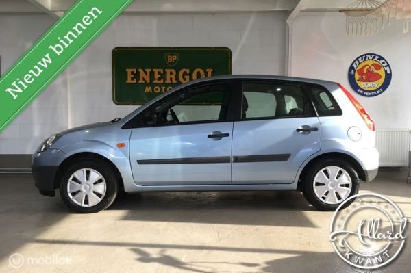 Ford Fiesta 1.3-8V Style | 5 drs. | Airco |