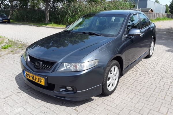 Honda Accord 2.4i  VTEC  Type-S  6-bak  190pk  CL9