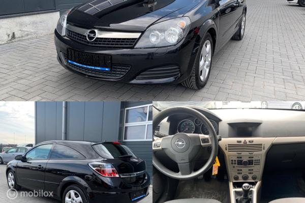 Opel Astra coupe ZEER NETTE AUTO Astra coupe