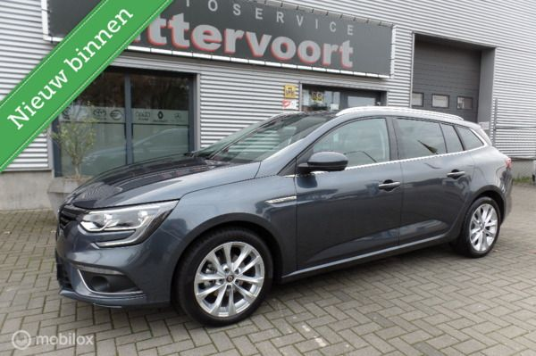 Renault Megane Estate 1.3 TCe Limited