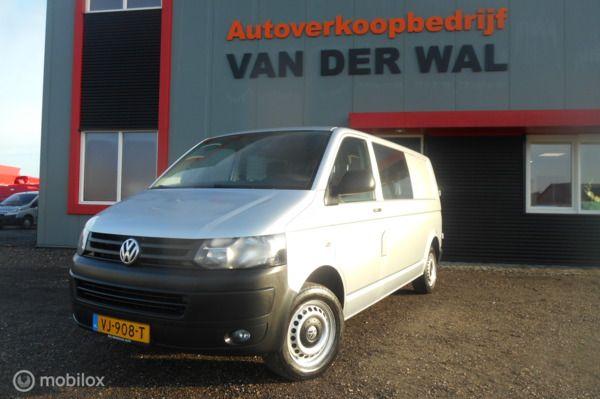 Volkswagen Transporter 2.0 TDI L2H1 BM DC Budgetline