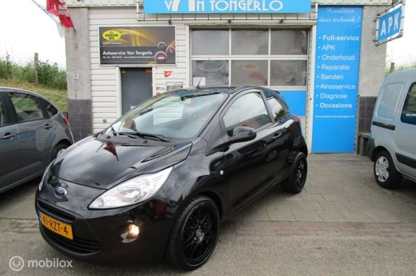 Ford Ka 1.2 Cool & Sound start/stop 150dkm Org Ned Airco