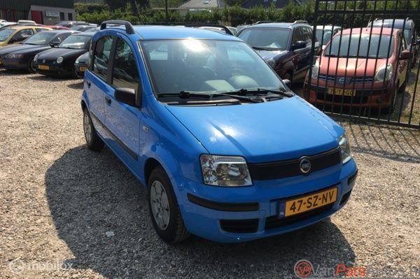 Fiat Panda 1.1 Young ,Airco,1ste eigenaar!