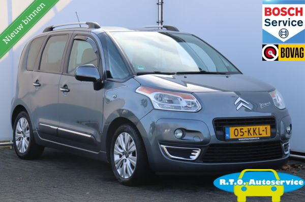 Citroen C3 Picasso 1.6 HDiF Exclusive INRUIL KOOPJE !!