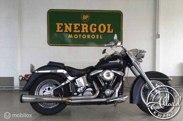 Harley Davidson FLSTC Heritage Softail Classic 1340 cc
