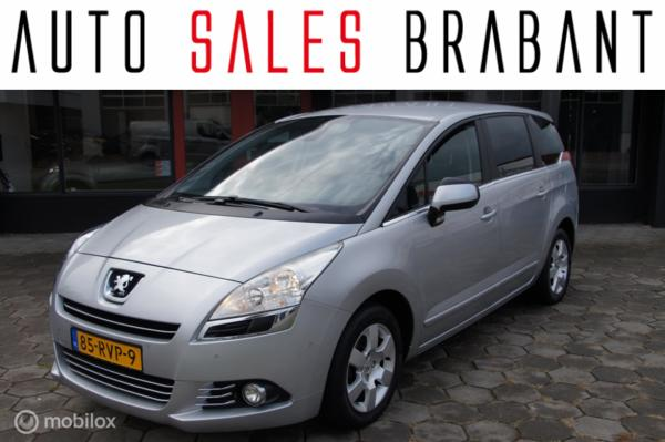 Peugeot 5008 1.6 HDiF Blue Lease 7p. 17