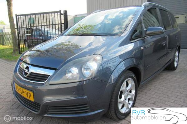 Opel Zafira 2.2 Cosmo/AUTOMAAT/LEER/CLIMA/PDC/7 PERS
