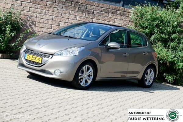 Peugeot 208 1.6 VTi Allure Panorama/leer/nav/tel/ecc/lmv16