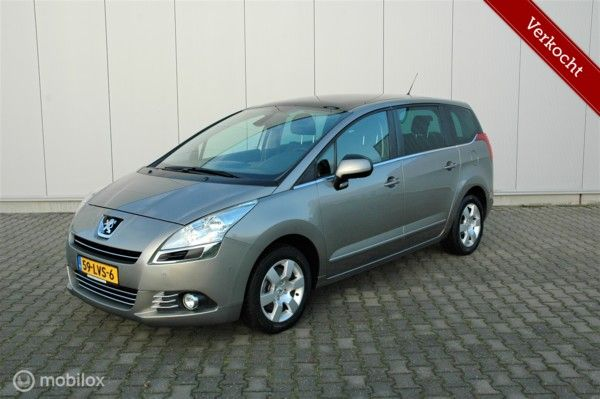 Peugeot 5008 1.6 THP GT 5persoons.