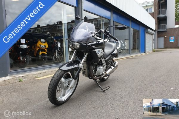 BMW All-Road F 650 CS Scarver ABS A2 Rijbewijs!!!