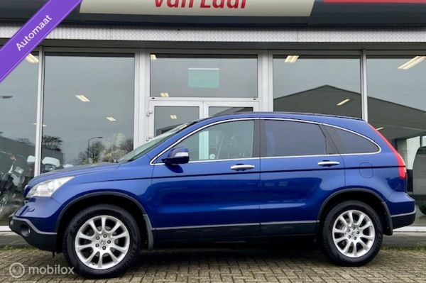 Honda CR-V 2.4i Executive Automaat, Leder, Xenon