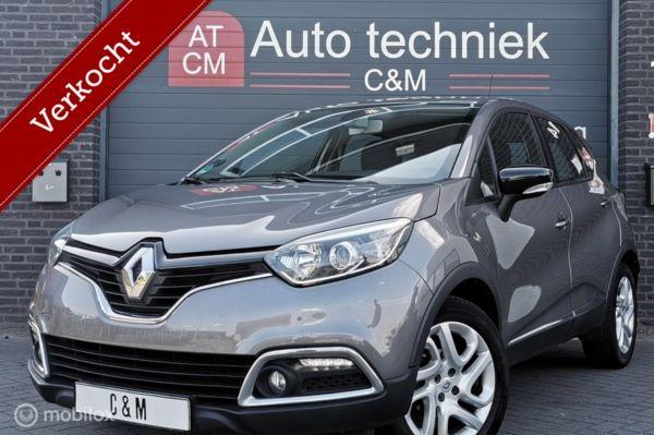Renault Captur 0.9 TCe Dynamique/cruise/navi/camera/new/vol