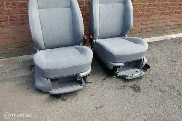 Stoel stoelen VW Caddy vanaf '03 t/m '11 zeer nette staat