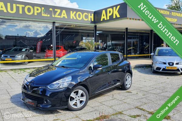 Renault Clio 0.9 TCe Dynamique Airco/16 inch/Navi