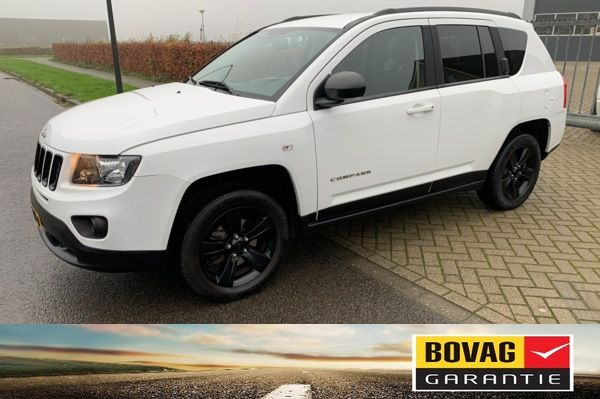 Jeep Compass 2.0 Limited NAP NETTE AUTO BOVAG