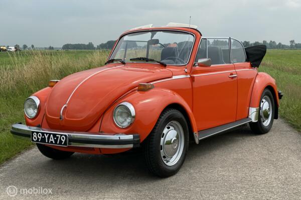 Volkswagen Kever Cabriolet 1303 LS Topstaat!