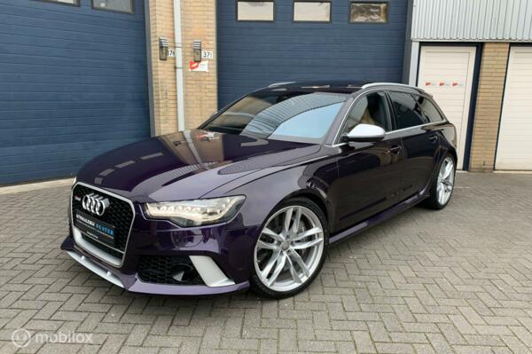 Audi RS6 Avant RS6 Quattro INDIVIDUAL Ceramic/Pano/21 inch