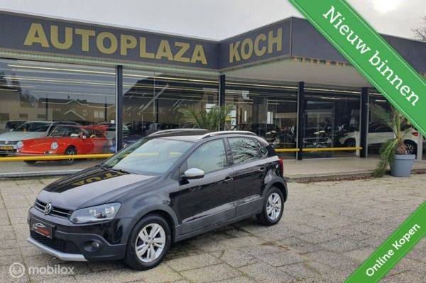 Volkswagen Polo Cross 1.2 TSI Cruise/Climate/Stoelverwarming