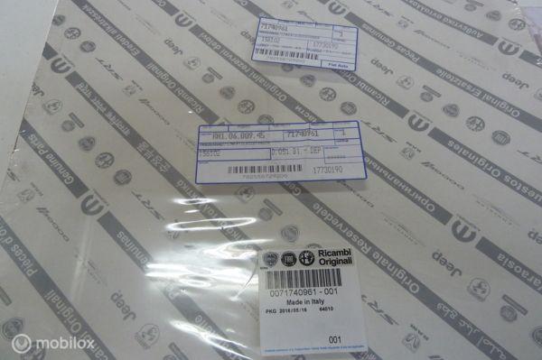 Cilinderkoppakkingset Alfa / Fiat