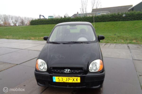 Ingekocht voor onderdelen Hyundai Atos  1.0i 2001 - 2004