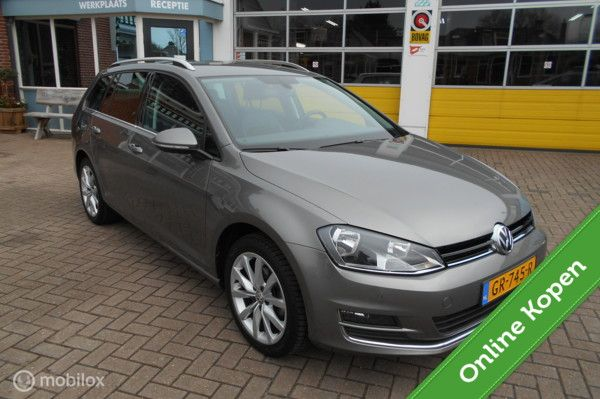 Volkswagen Golf Variant 1.6 TDI Business Edition Connected R
